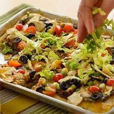 Taco Pizza | Mambo Sprouts