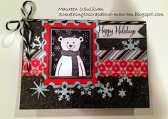 Let's Give 'em Something to Scrap About!: CTMH SOTM Blog Hop-- October , Snowhaven, Home For The Holidays, CTMH, Christmas