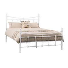 Regent Wrought Steel Bed - Early Settler  Use for spare room