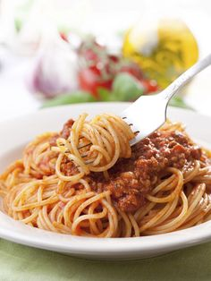Spaghetti kochen acht fehler