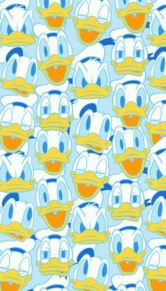 Disney's Donald Duck:) Duck Wallpaper, Wallpaper Iphone Disney, Cute Disney Wallpaper, Cute Wallpaper Backgrounds, Cute Wallpapers, Disney Best Friends, Mickey Mouse And Friends, Disney Time, Disney Art