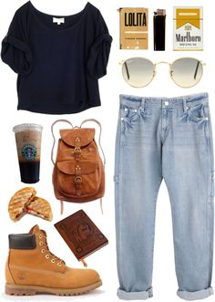 """Kid"" by wolfleur ❤ liked on Polyvore"