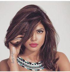 Priyanka Chopra Stunning Photoshoot for Cosmopolitan India Magazine March 2015