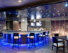 LED Back Lit Bar