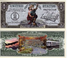 DEADPOOL  Novelty Dollar Bill with Semi Rigid Protector and Free shipping