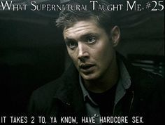 what supernatural taught me, - Google-Suche