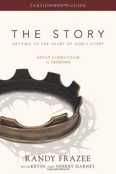 The Story Adult Curriculum Participant's Guide: Getting to the Heart of God's Story by Randy Frazee http://www.amazon.com/dp/0310329531/ref=cm_sw_r_pi_dp_ZoBWtb0J9EJYQDZV