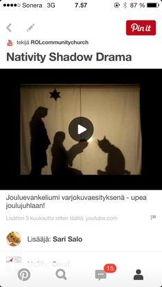 Joulukuvaelma School Parties, Christmas Activities, Art School, Religion, Drama, Party, Dramas, Parties, Drama Theater