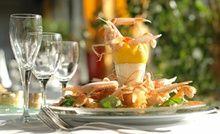 Gastronomie Normande au Jardin d'Hiver