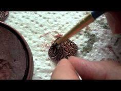 How to Use Gilder's Paste to Add Color to Your Silver Jewelry (video)
