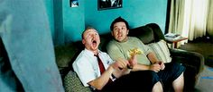 Simon Pegg & Nick Frost to reprise Shaun of the Dead roles! Kinda. | moviepilot.com