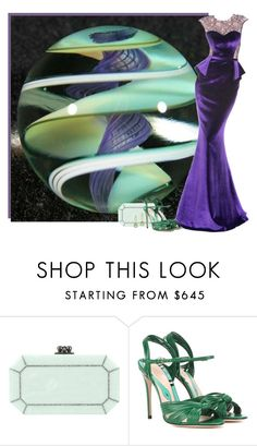"""swirl"" by divacrafts ❤ liked on Polyvore featuring Edie Parker, Gucci and Original"