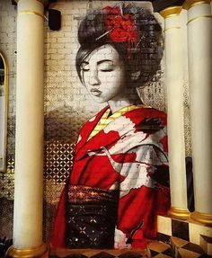 Street Art by Doxa Art Group