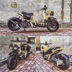 Honda Zoomer / Ruckus