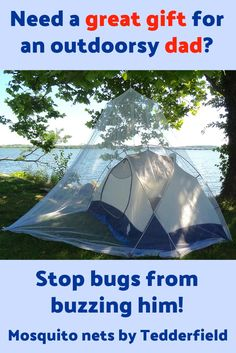 Tedderfield Mosquito Nets Can Be Used Inside And Outside For Eco Friendly  ...
