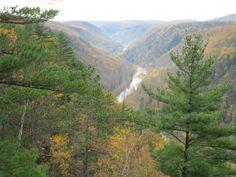 The Grand Canyon of Pennsylvania (Wellsboro)