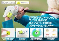 Zepp Golf スイングセンサー