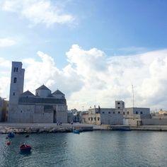Duomo di Molfetta #ridieassapori Puglia