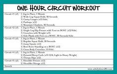 Best 25+ Circuit workouts ideas on Pinterest | Body fitnes ...