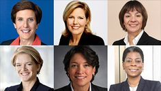 50 most powerful women in business -- Ursula Burns (lower right), my amazing CEO, clocked in at Most Powerful, Powerful Women, Ginni Rometty, Fortune Magazine, Women In Leadership, Power Dressing, Successful Women, Business Inspiration, Trends
