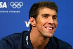 Michael Phelps, Swimming