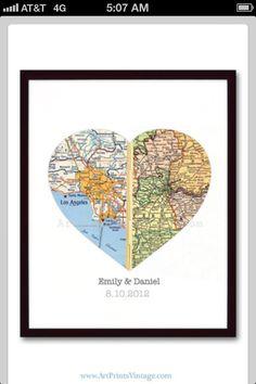 Sydänkartta