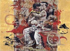"""Hung Liu """"Brotherhood"""", 2012"""