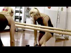 ▶ 10 Minute Barre Workout From Miami Beach Top Yoga, Barre, Pilates Studio in Miami - YouTube