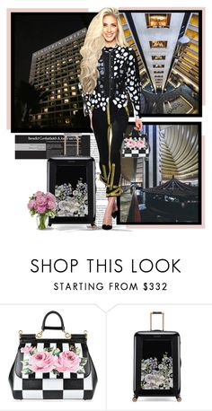 """""""Mandarin Oriental ● Singapore"""" by annynavarro ❤ liked on Polyvore featuring Haze, Dolce&Gabbana and Ted Baker"""