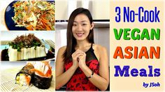 ♥ Happy Chinese New Year! To celebrate, here are 3 healthy & delicious Asian meals that don't require cooking! Great as a work lunch & for students. =) ♥ Be ...