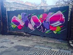 TOASTERS today at the Zap Graffiti studio, Liverpool.