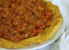 crustycorner: Tarte Tatin z rajčat