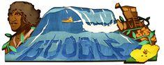 Eddie Aikau 73rd Birthday Bolivia, Lanai Island, King Kamehameha, Waimea Bay, Big Wave Surfing, North Shore Oahu, Hero World, Us Coast Guard, Google Doodles
