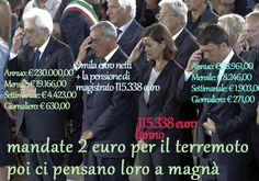 il popolo del blog,notizie,attualità,opinioni : mandate due euro che loro li…