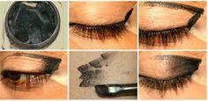 Lifted Makeup Trick