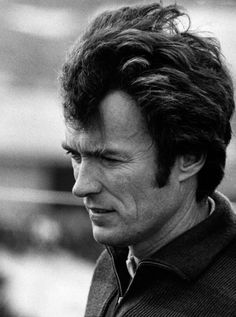 Clint Eastwood, 1970. Photography by Ron Galella.