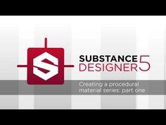 Substance Designer 5 tutorial: Creating a procedural rocky ground material | CG Tutorials library