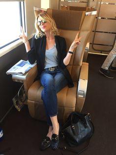 In treno verso Milano... il mio look da viaggio  #LaPinella #lapinellacity #lapinellatravelling #lookdaviaggio #travel http://www.lapinella.com/2016/09/14/in-treno-verso-milano-il-mio-look-da-viaggio/
