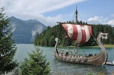The success of the Vikings depended on their skills as seamen and the excellence of their wooden ships. The seagoing craft recovered from a ninth-century burial at Gokstad in Norway demonstrates the ingenuity and the effectiveness of Viking ship design: fast, light, maneuverable, and flexible, it could be simply beached and quickly launched, rowed by oarsmen or sailed in any wind.