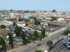 urbanafricancities:  Accra Ghana Africa