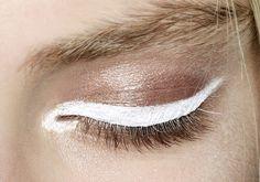 white liner loop