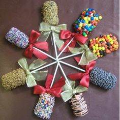 Marshmallow Pops - Marshmallow Pops
