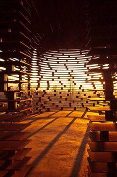 See-Through Churches by Architecture Duo Gijs Van Vaerenbergh | Hi-Fructose Magazine