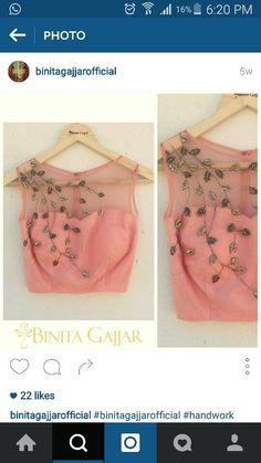 Blouse - blouses, golden, flower, ruffle, neck, black blouse *ad