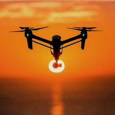 """dronepedia.xyz: """"PHANTOM IN THE SUNSET. THIS BELONGS IN A PAINTING!! #dronepedia #drone #drones #dji #dronegear #dronestagram #droneoftheday #dronefly #aerialphotography #dronesdaily #quadcopter #dronesaregood #droneporn #dronephotography #dronebois #insp"""