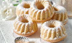 Czech Desserts, Small Desserts, Mini Cheesecakes, Kefir, Pound Cake, Doughnut, Cupcake Cakes, Cupcakes, Breakfast Recipes