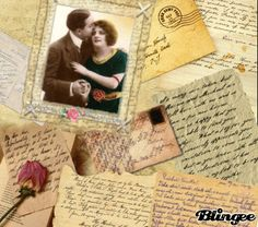 Need Inspiration From Old Love Letters?