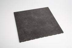 Dark Stone covering for Cableflor exhibition floor tiles