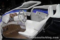 Image result for mercedes vision interior