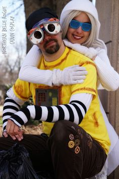 WALL-E & EVE Cosplay